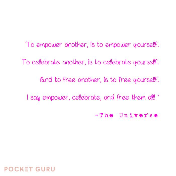 Universe quote