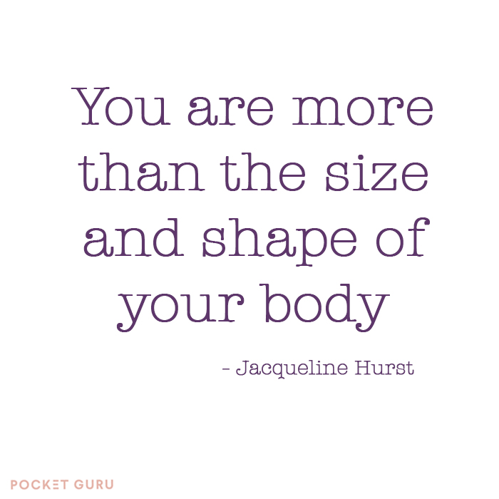 More than the shape - Jacqueline